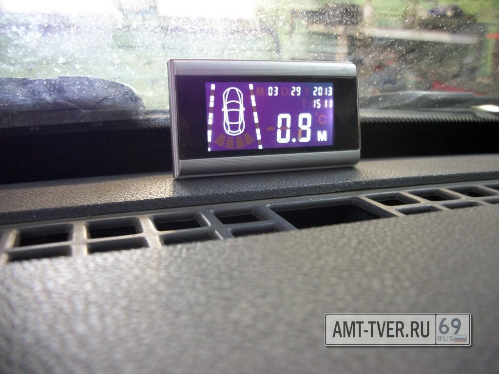 Объявление парковочный радар (парктроник) ultravox v-308 (2 фот